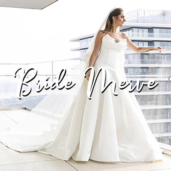 Bride Merve